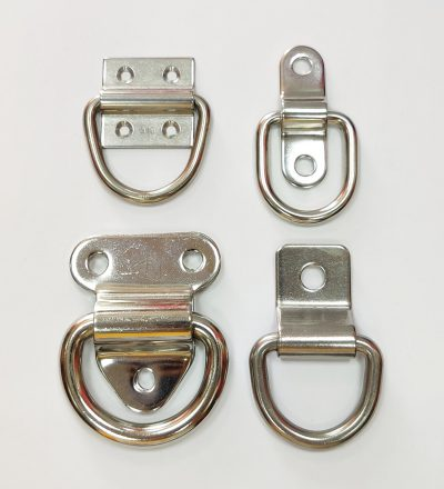 D RING WITH BRACKET