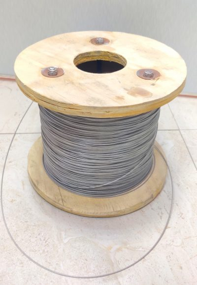 SS PVC WIRE ROPE